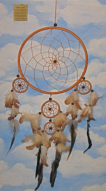 Dream Catcher ~8""